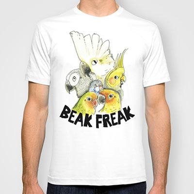 beak freak shirt