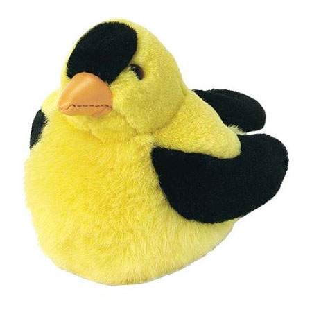 american-goldfinch plush