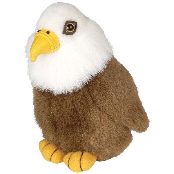 bald eagle plush