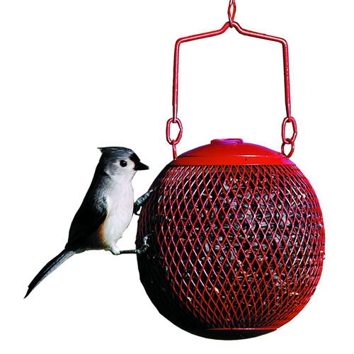 bird lover gift ideas ball mesh feeder