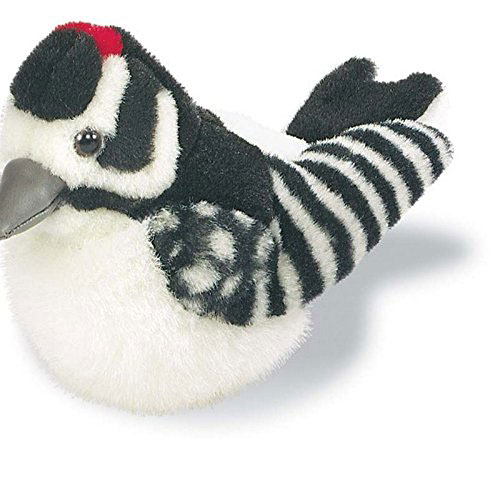 downy woodpecker plush