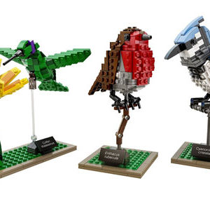 bird lover gift ideas LEGO bird set