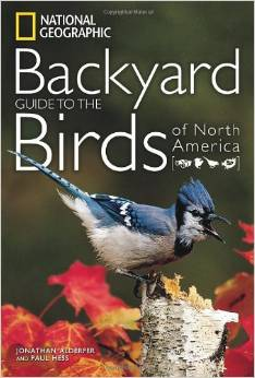 national geographic backyard birds guide