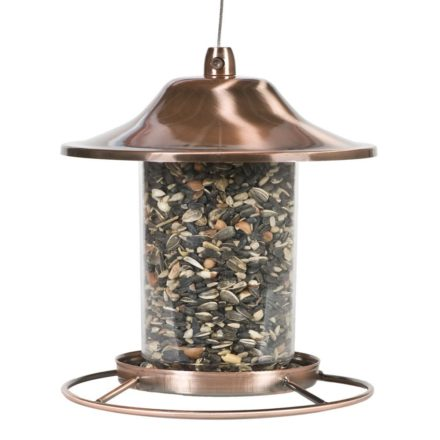 bird lover gift ideas panorama bird feeder