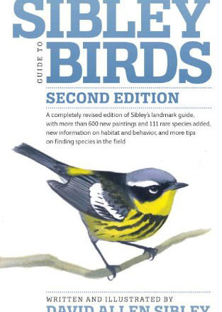 bird lover gift ideas sibley guide
