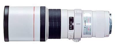 canon 400m telephoto birding lens