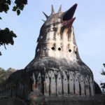 Abandoned Giant Chicken Church in Indonesia