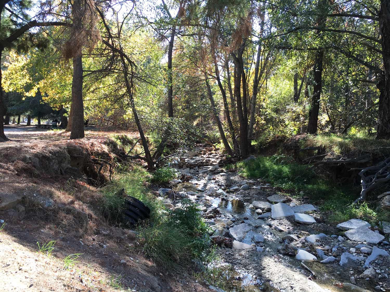 limekiln canyon park creek