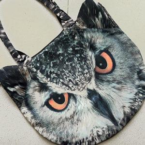 owl purse bag