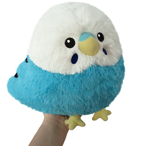 Squishable Mini Budgie Parakeet Plush Because Birds 11 squishable coupons now on retailmenot. squishable mini budgie parakeet plush
