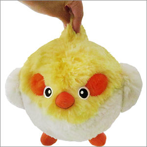 squishable mini cockatiel