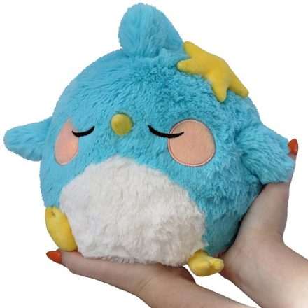 squishable mini sleepy bluebird