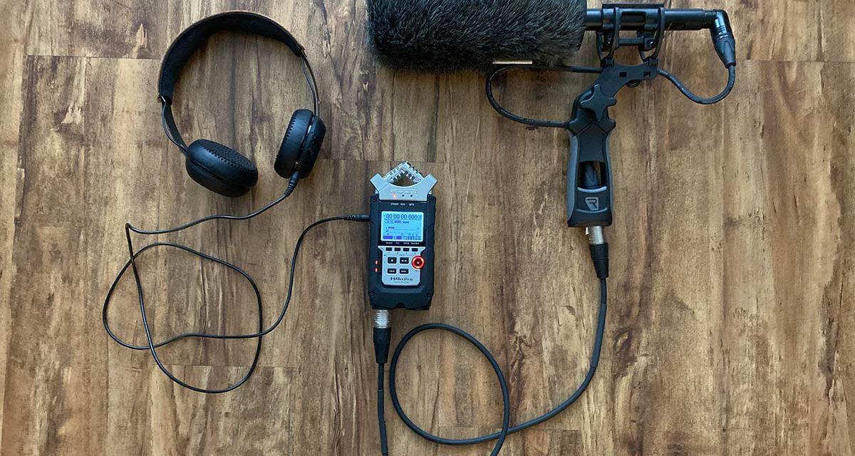 My Gear Setup: Birdsong Recording