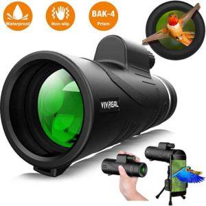 monoscope for birds